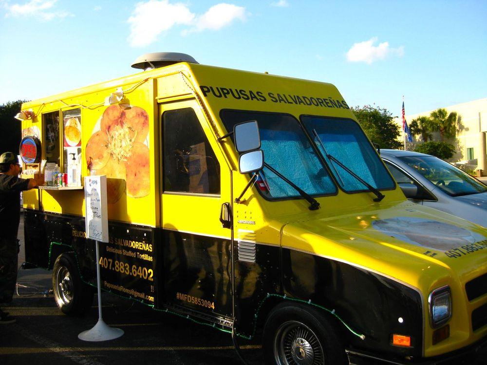 Food Trucks Orlando Fashion Square Mall