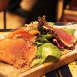 Tabla de Salmon