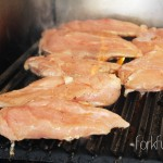 Marinated Chicken Breasts on the Grill