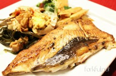 Braised Fish and Appetizer Combo