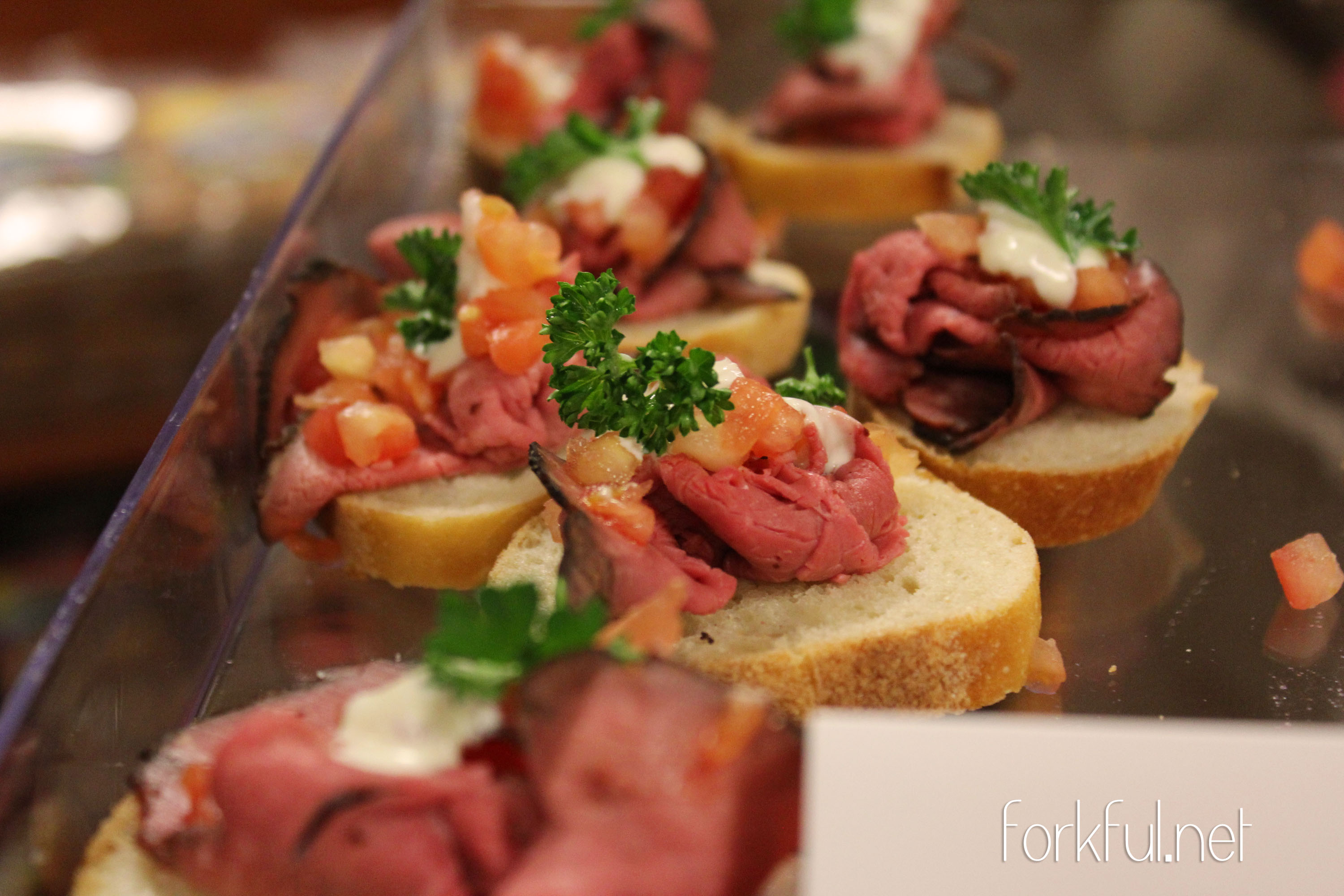 Crostini With Steak And Horseradish Cream Recipes — Dishmaps