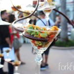 Salad Cocktail Glass