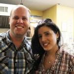 Foodspotters: Brian (CentralFLTop5) and Marilyn (Forkful)