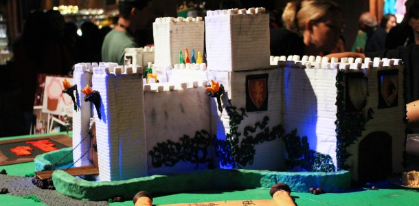 Medieval Times Castle Cake by Cupcake Kisses in St. Cloud