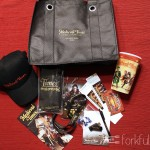Medieval Times 2012 Prize Pack