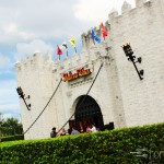 Medieval Times Castle in Kissimmee