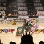 Medieval Times Joust Event