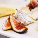 Stilton, Fig, and Brie