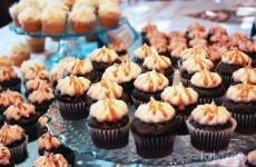 Mocha Caramel Cupcake