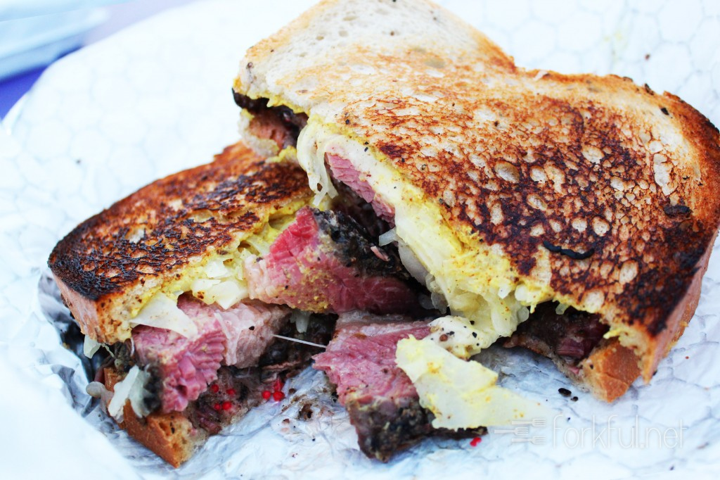The Pastrami Project — Pastrami Sandwich