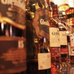 Glenfiddich wiskeys