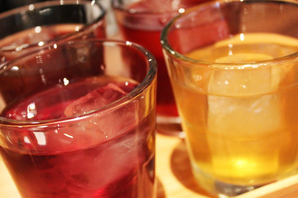 Assorted Iced Teas
