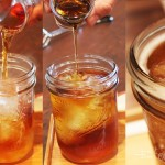 Barrel Smoked Sweet Iced Tea — Vermont Maple Syrup