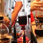 Japanese Hario Coffee Brewing Siphon — Brewing Process