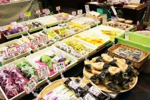 Fushimi Otesuji, Pickles