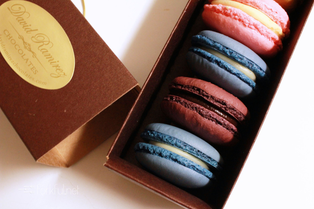 David Ramirez Chocolates - Macarons