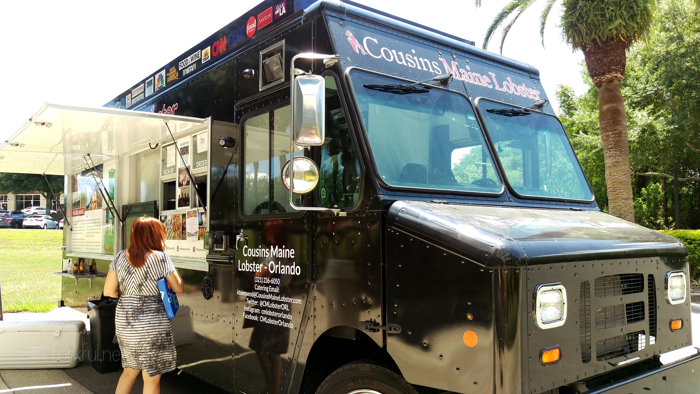 Lobster Roll Food Truck Orlando