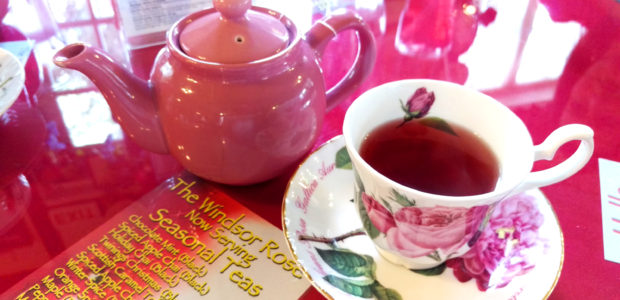 Windsor Rose Tea Room in Mount Dora