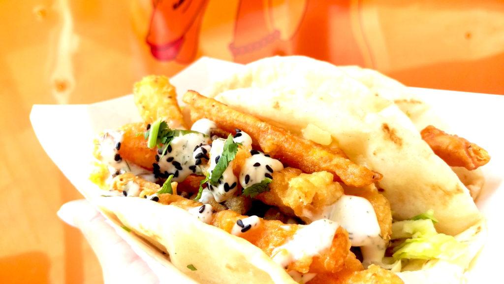 Camel Tow Taco - Vegetarian