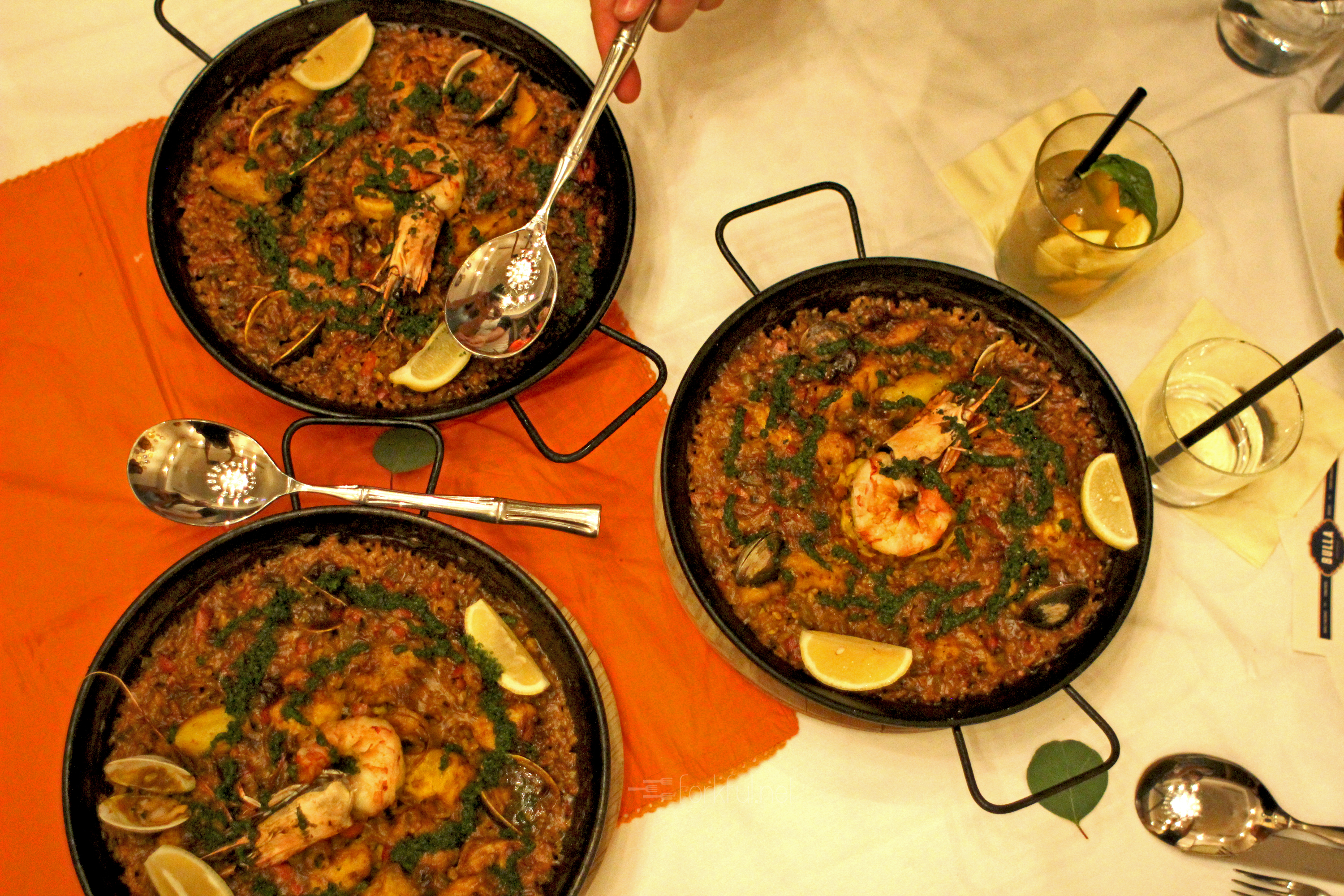 Paella by Marilyn Torres