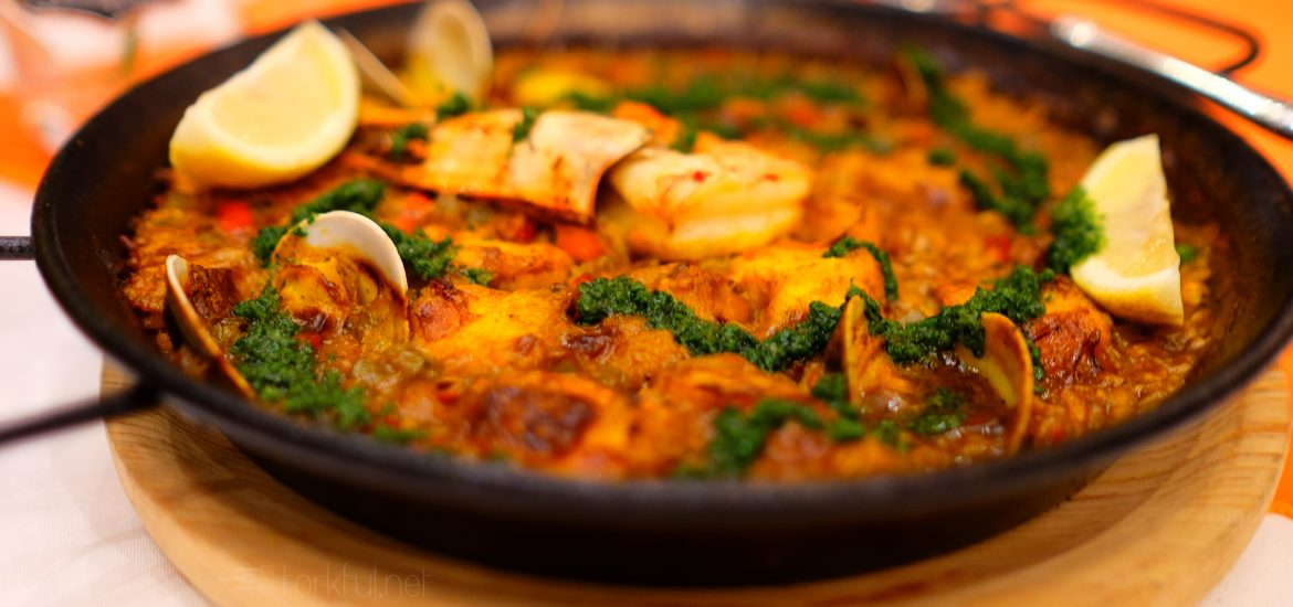 Bulla Paella by Adam Fortuna